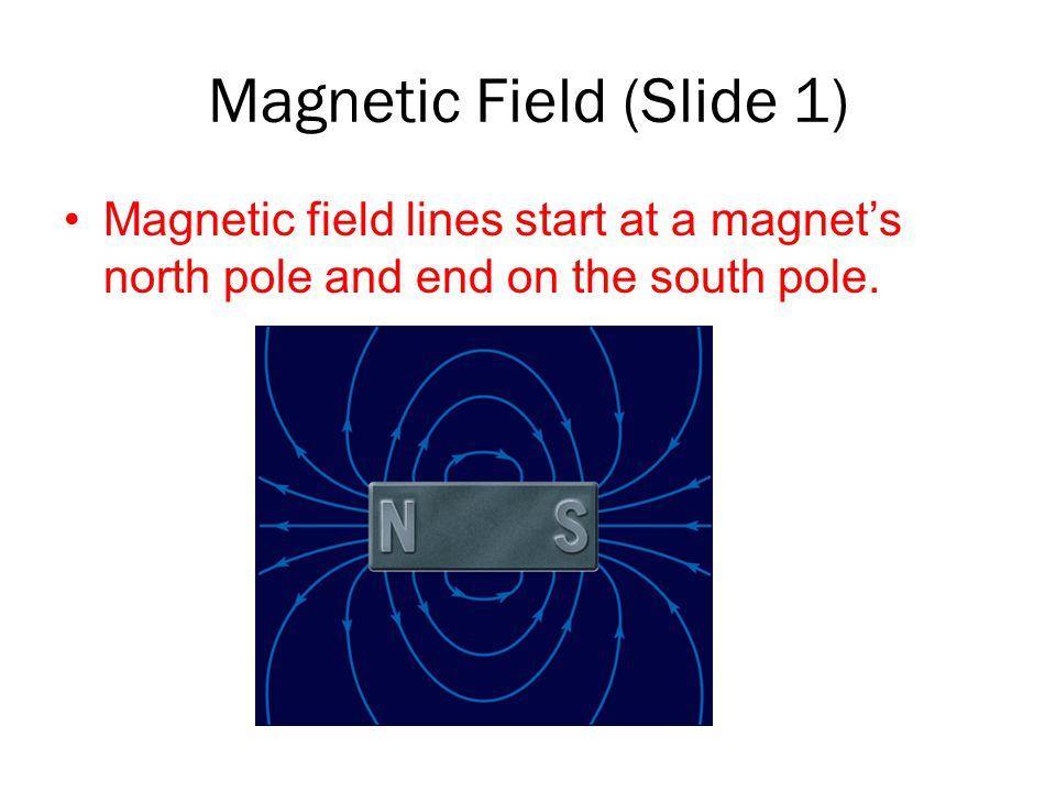 Magnetic Field (Slide 1)