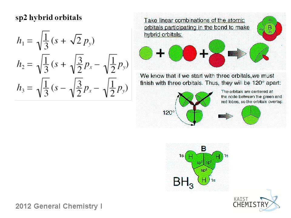 sp2 hybrid orbitals