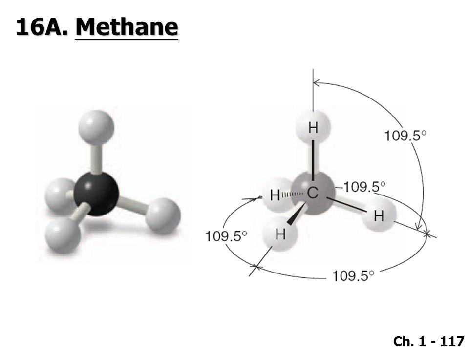 16A. Methane