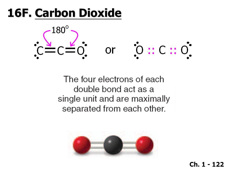 16F. Carbon Dioxide 180o