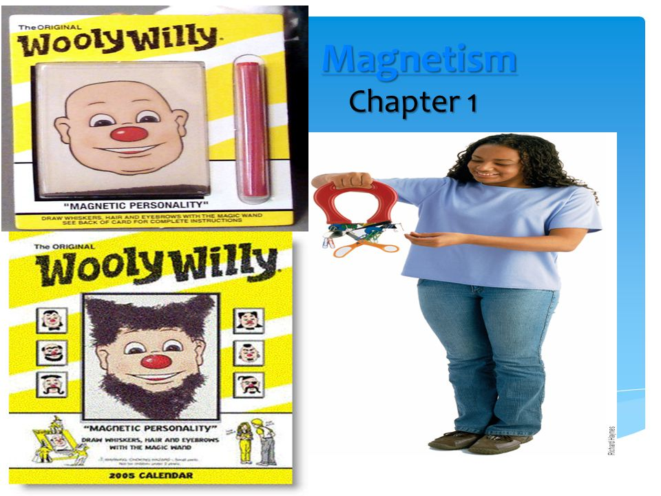 Magnetism Chapter 1