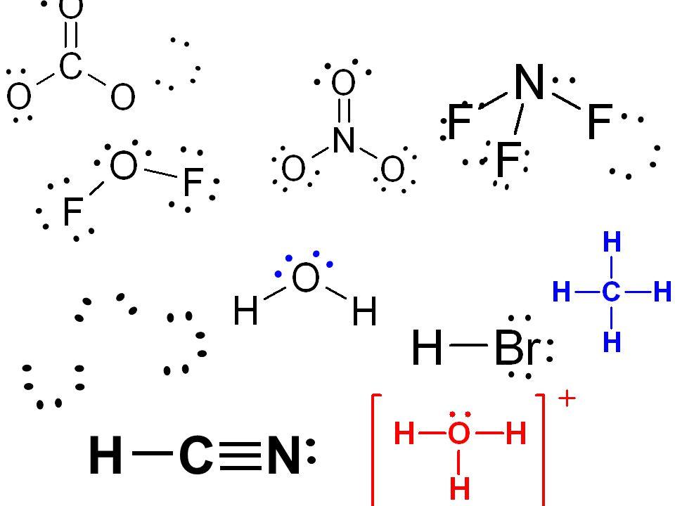 unit 5b  covalent bonding