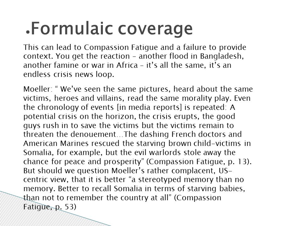 Formulaic coverage