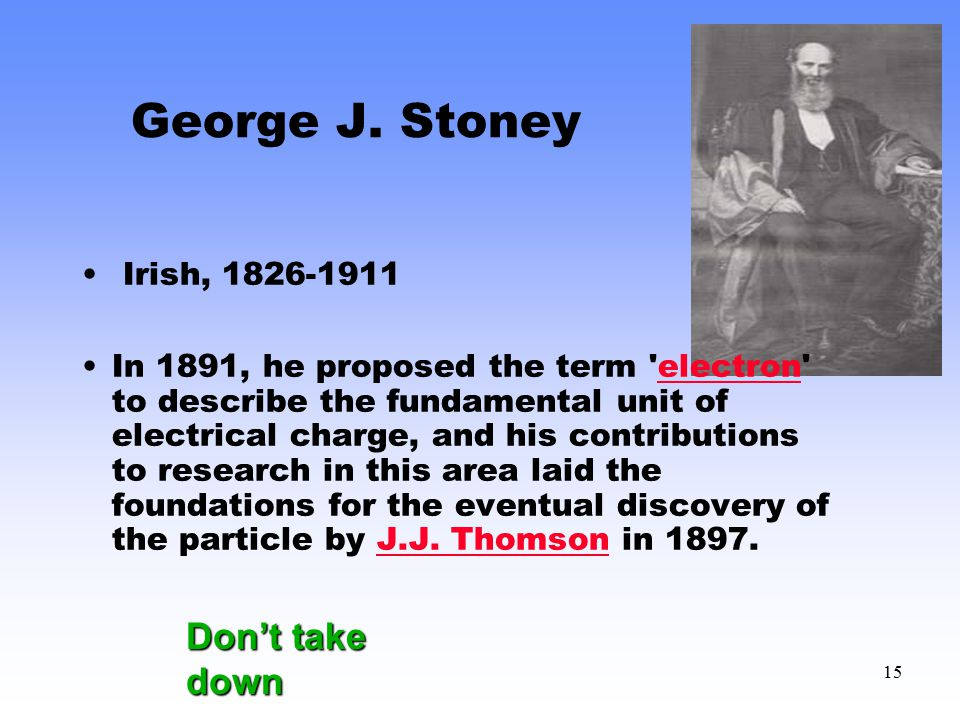 George J. Stoney Don't take down Irish, 1826-1911
