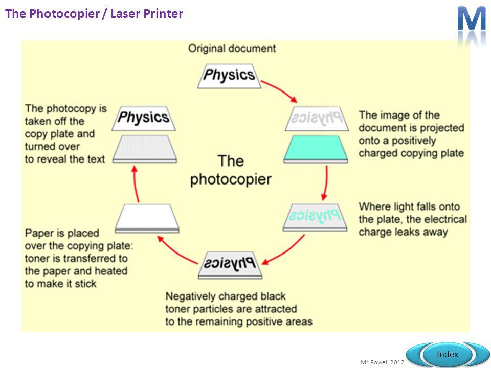 The Photocopier / Laser Printer