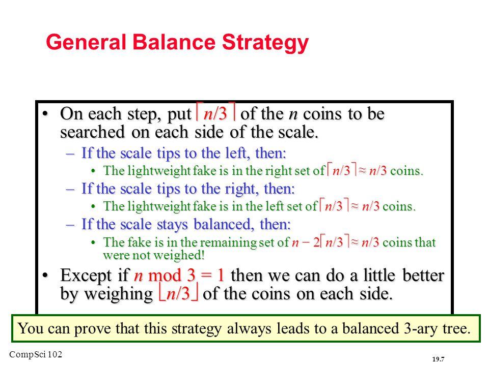 General Balance Strategy