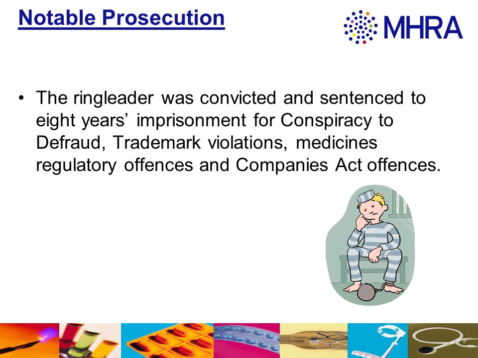 Notable Prosecution