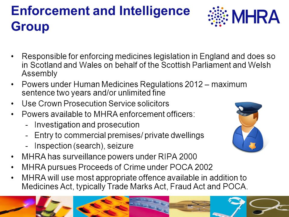 Enforcement and Intelligence Group