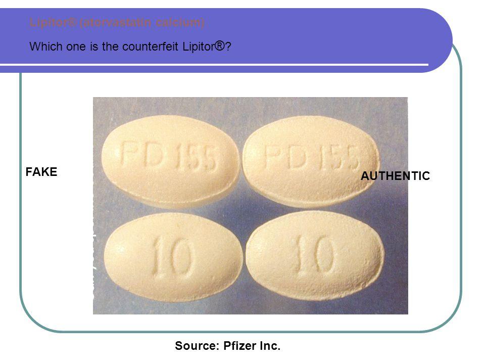 Lipitor® (atorvastatin calcium)