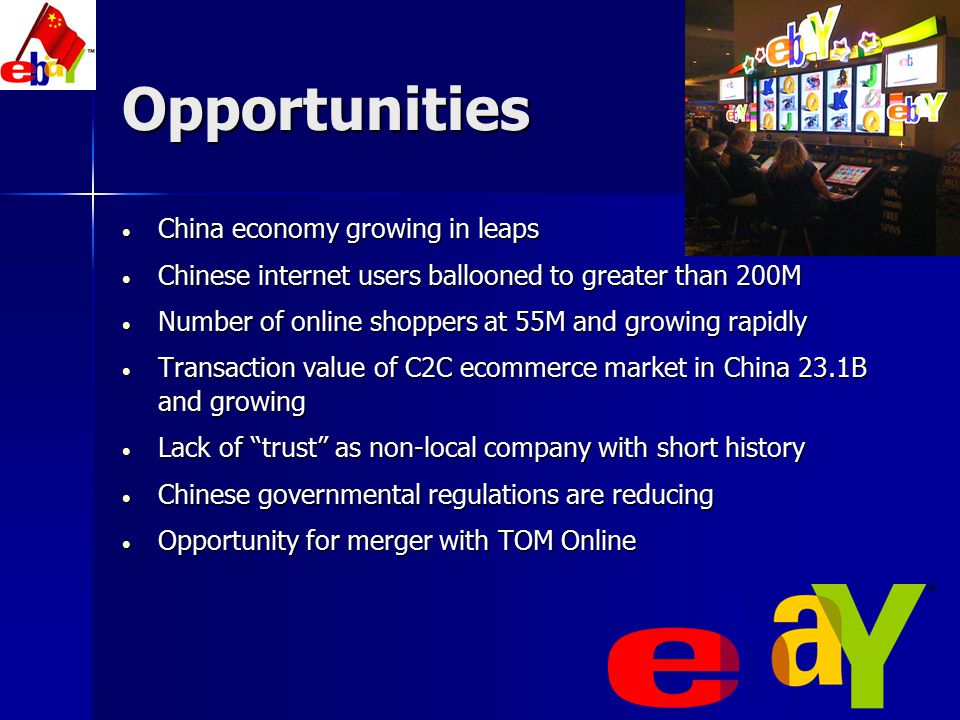Opportunities China economy growing in leaps