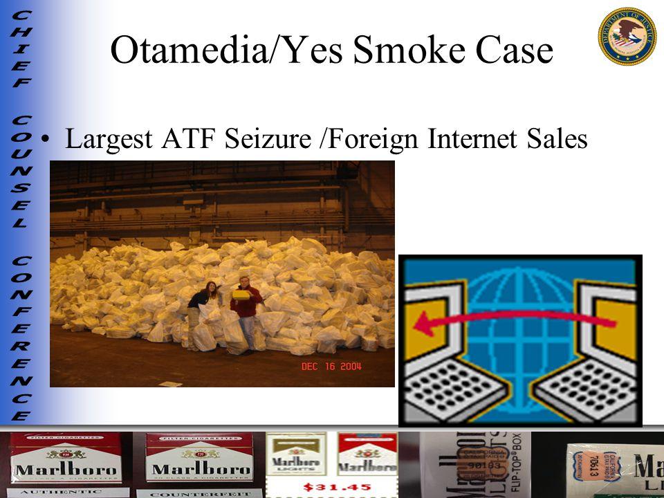 Otamedia/Yes Smoke Case