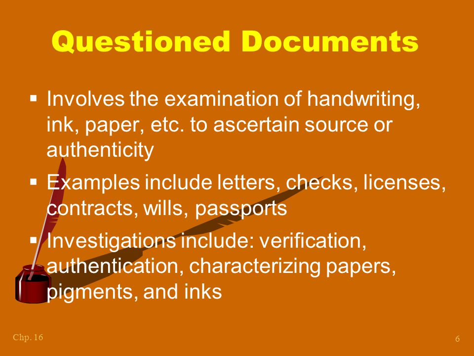 Chapter 15 Related Fields. Historical Dating — the verification of age and value of a document or object.