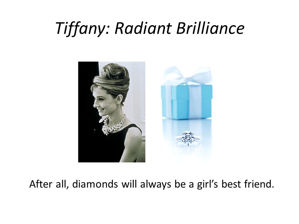 Tiffany: Radiant Brilliance