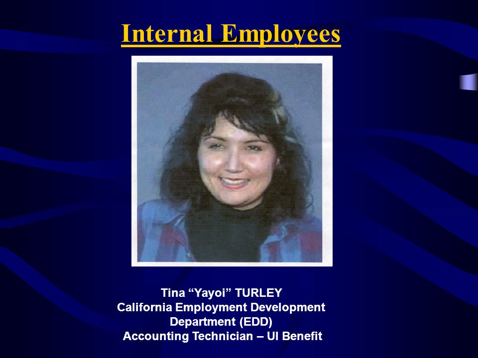 Internal Employees Tina Yayoi TURLEY