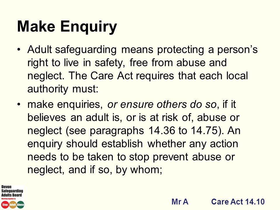 Make Enquiry