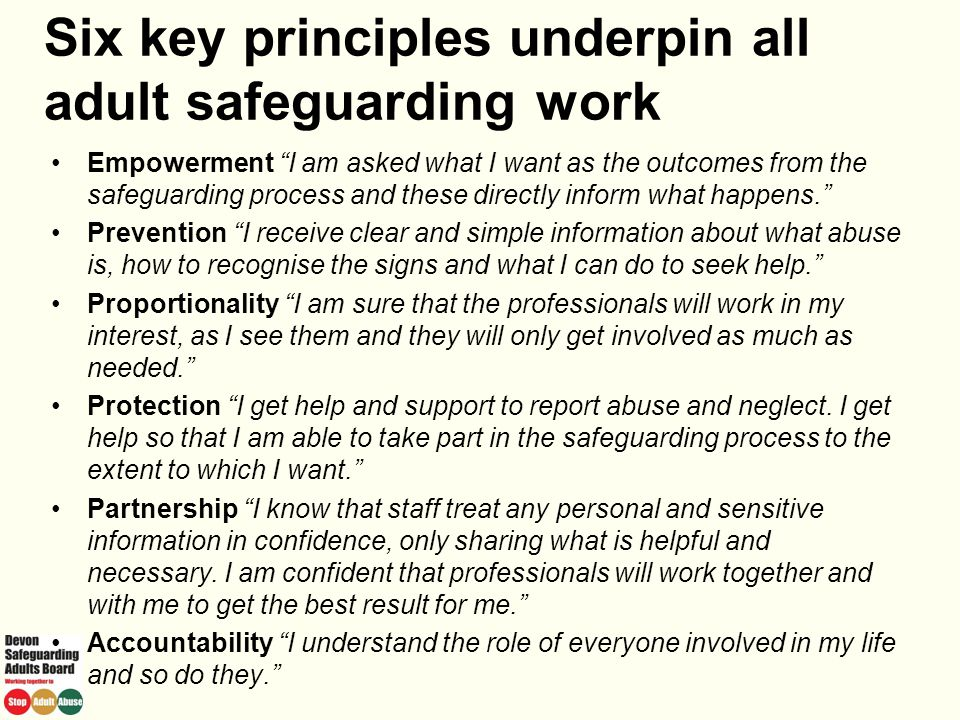 principles of safeguarding and protection in Safeguarding children policy, principles and procedures version: child protection is part of safeguarding and promoting welfare this.