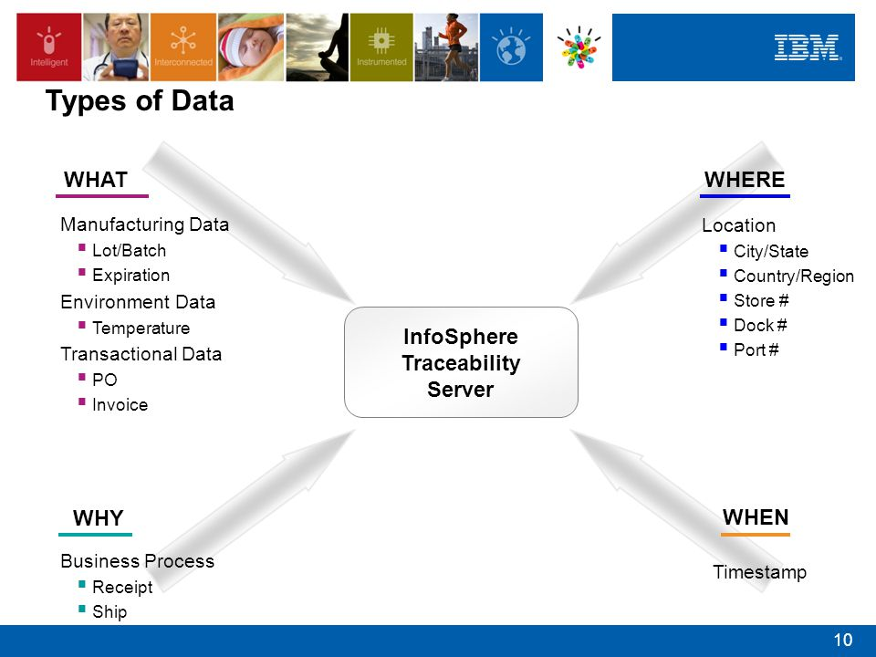InfoSphere Traceability Server