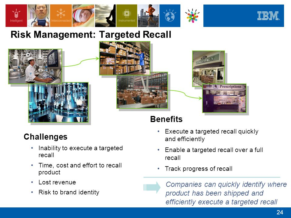 Risk Management: Targeted Recall