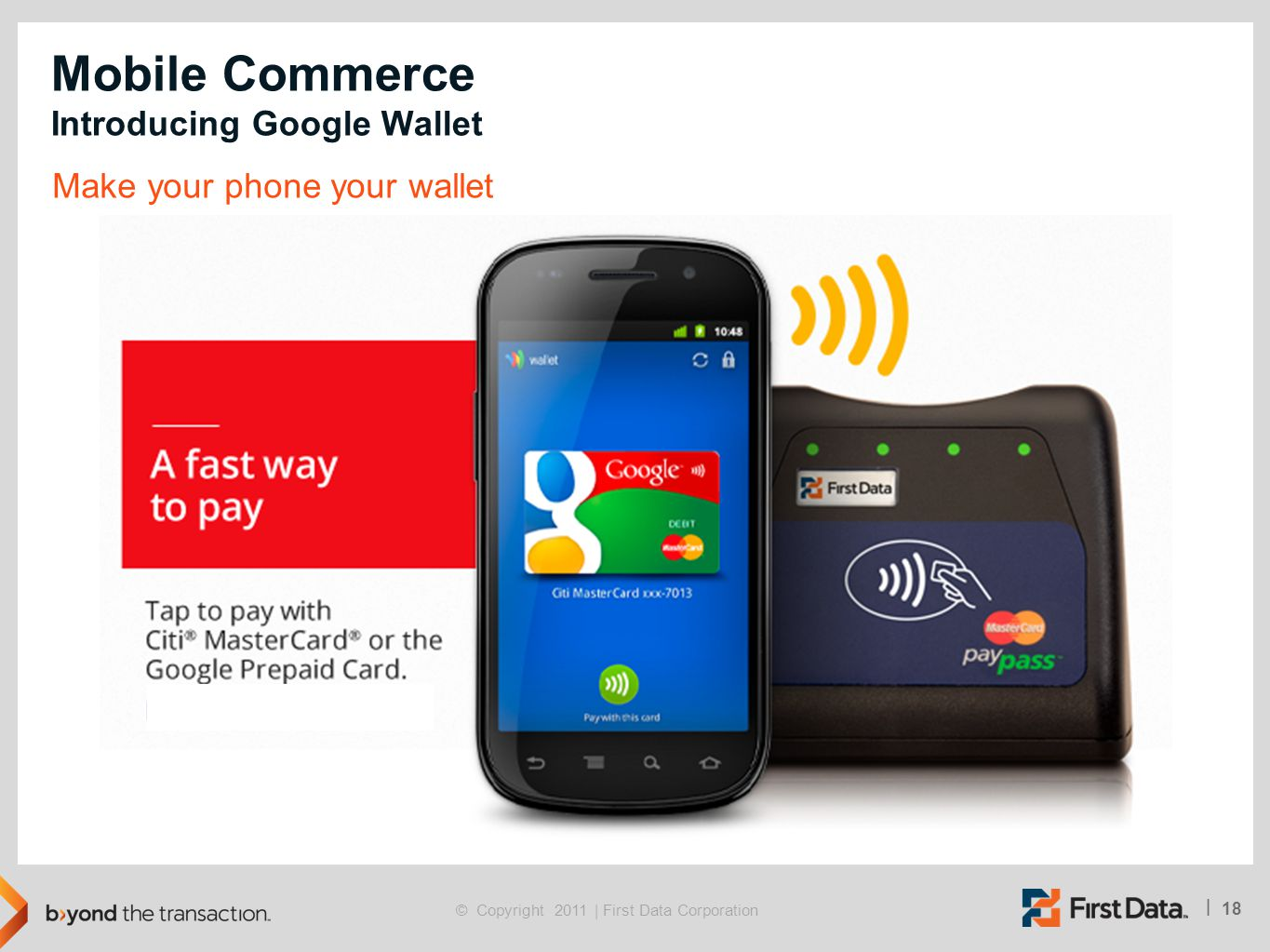 Mobile Commerce Introducing Google Wallet