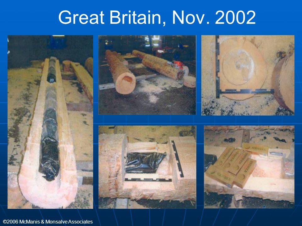Great Britain, Nov. 2002