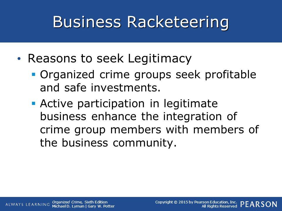 Business Racketeering