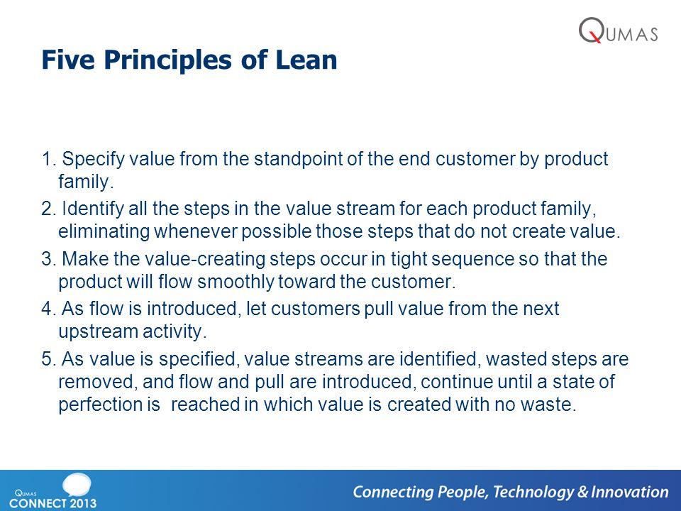 Process Village v Value Stream