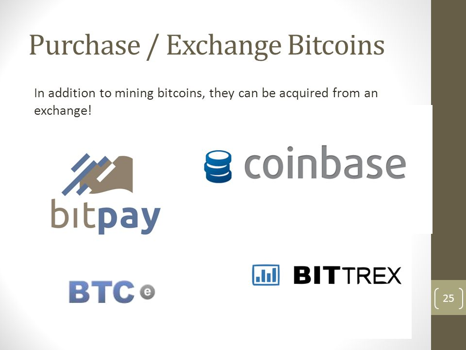 Who Accepts Bitcoins