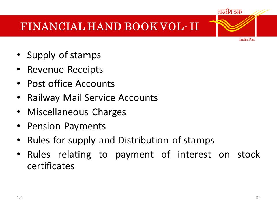 FINANCIAL HAND BOOK VOL- II