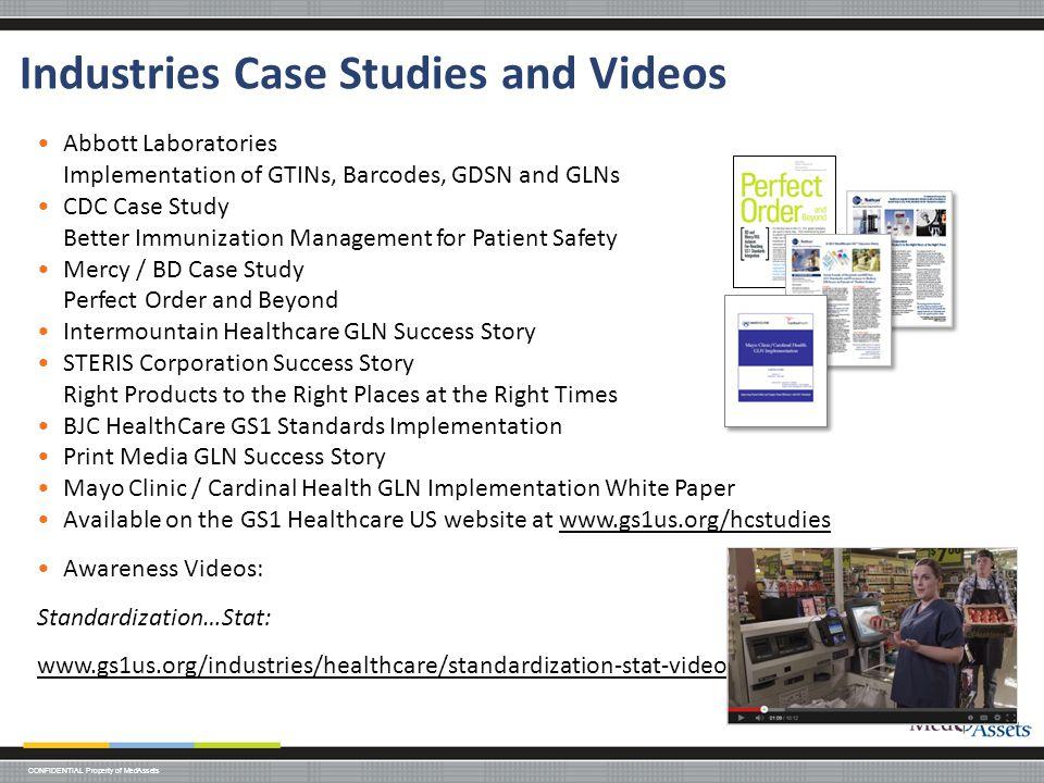 Industries Case Studies and Videos