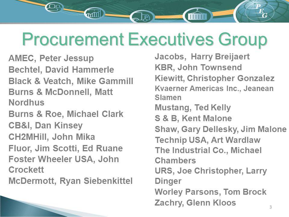 Procurement Executives Group