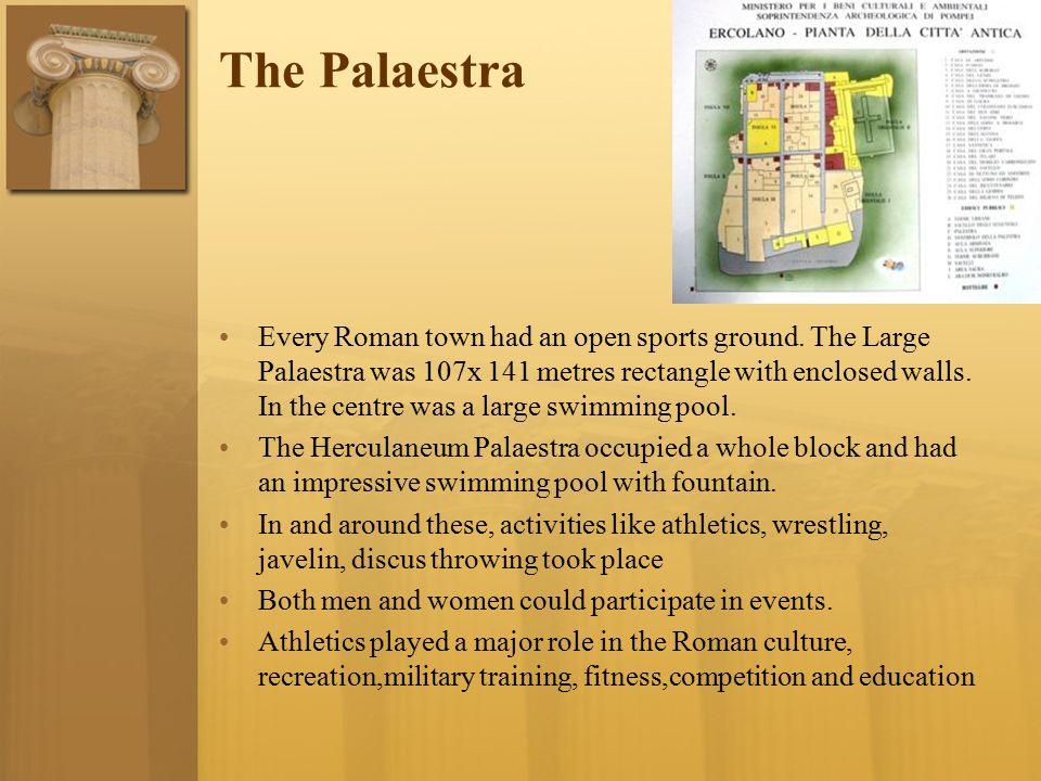 The Palaestra