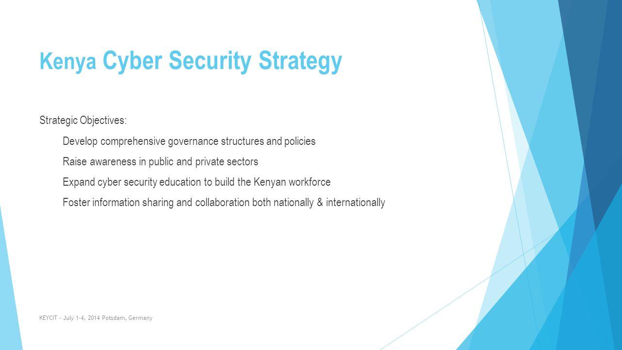 Kenya Cyber Security Strategy