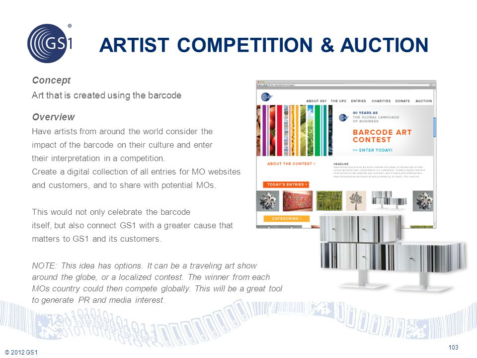 ARTIST COMPETITION & AUCTION