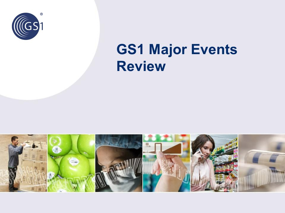 GS1 Major Events Review