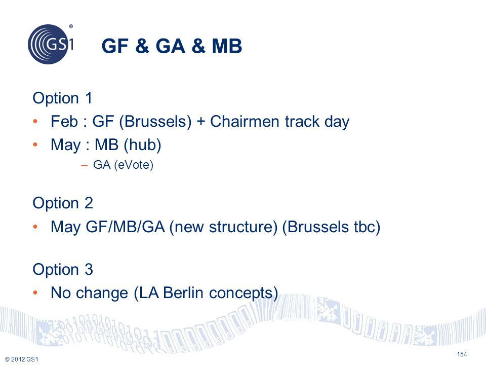 GF & GA & MB Option 1 Feb : GF (Brussels) + Chairmen track day