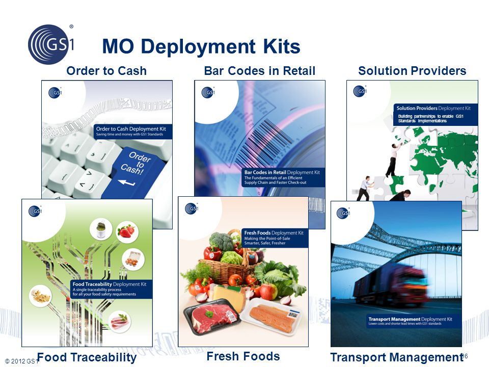 MO Deployment Kits Order to Cash Bar Codes in Retail