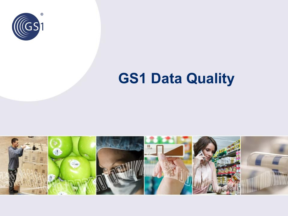 GS1 Data Quality