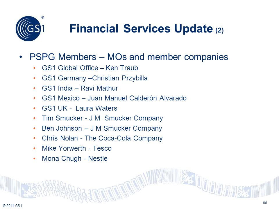 Financial Services Update (2)