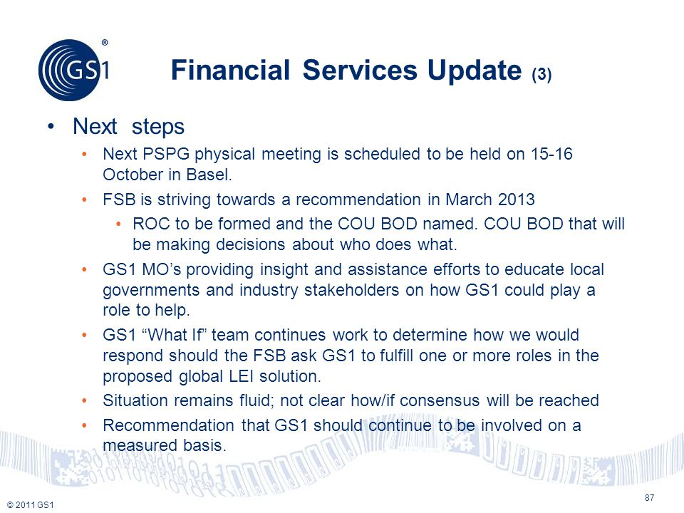 Financial Services Update (3)