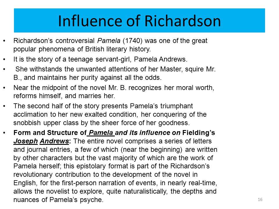 Influence of Richardson