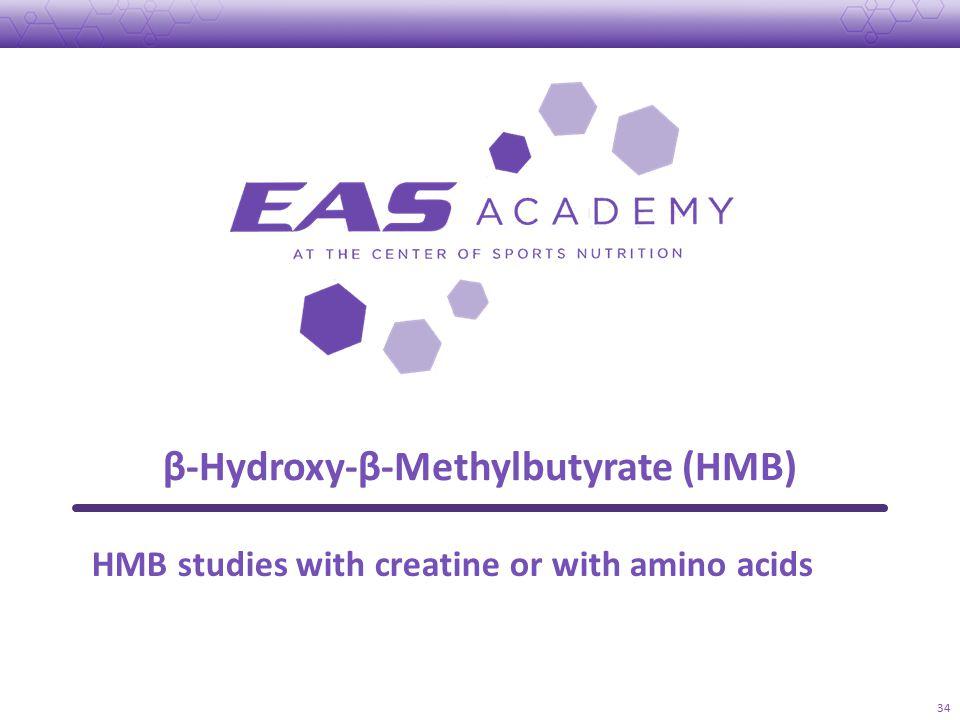 β-Hydroxy-β-Methylbutyrate (HMB)