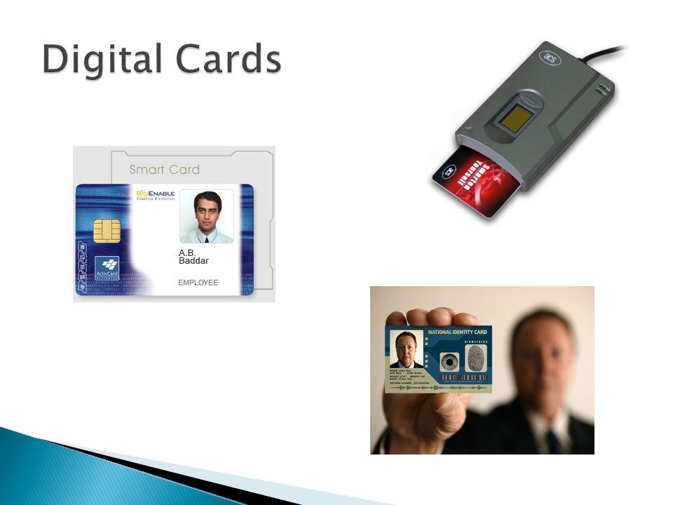 Digital Cards