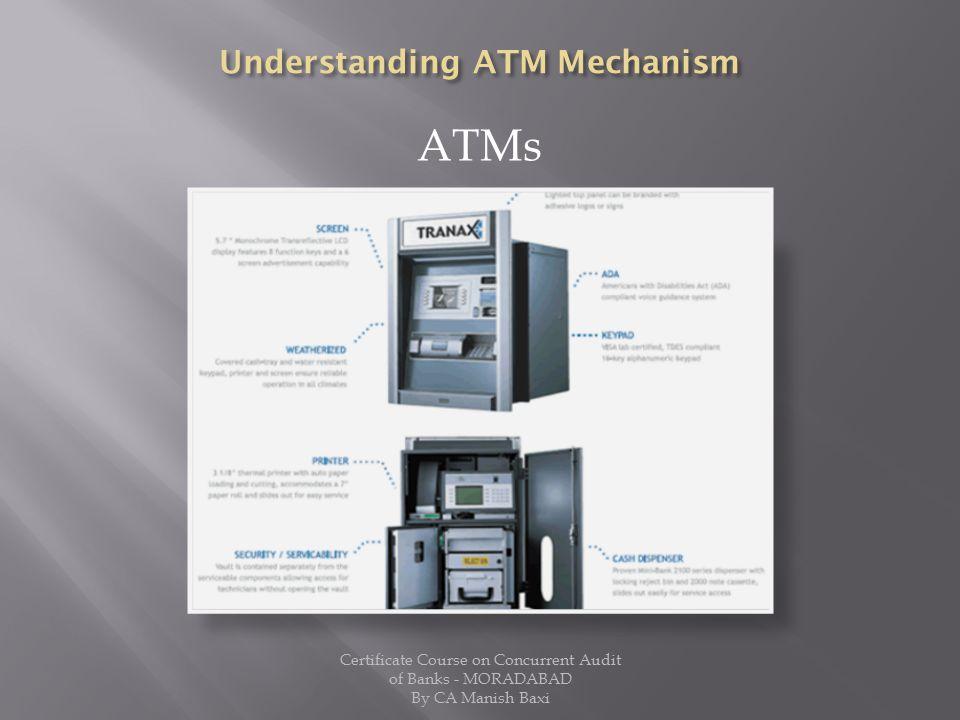 Understanding ATM Mechanism