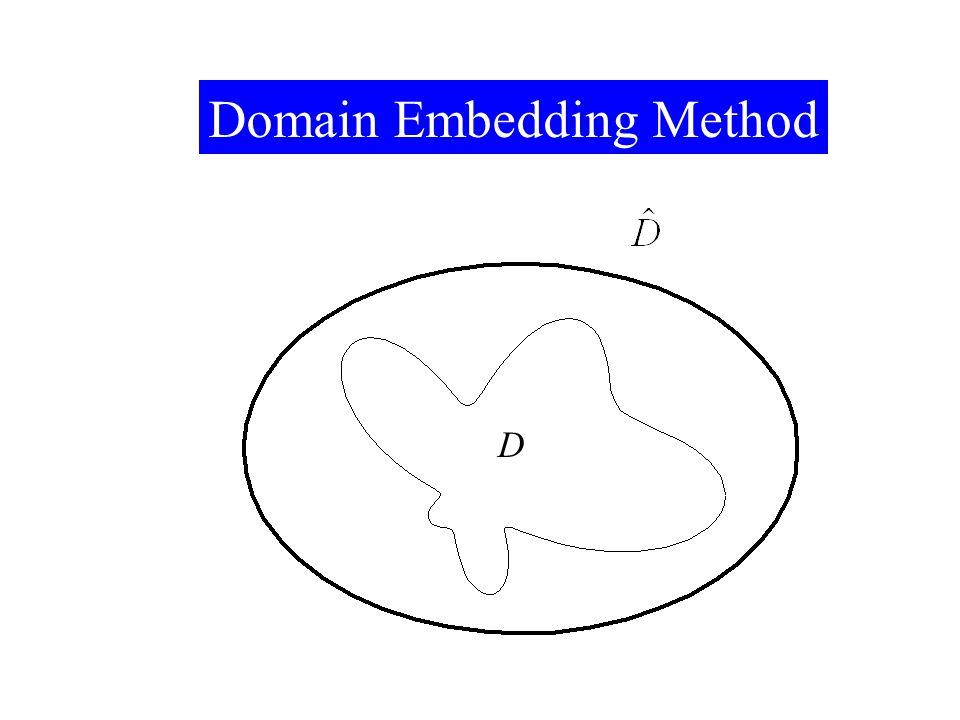 Domain Embedding Method