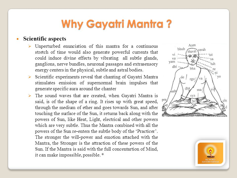 Why Gayatri Mantra Scientific aspects