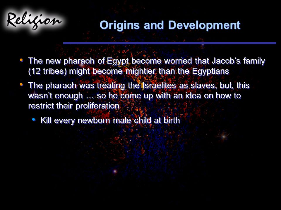Origins and Development
