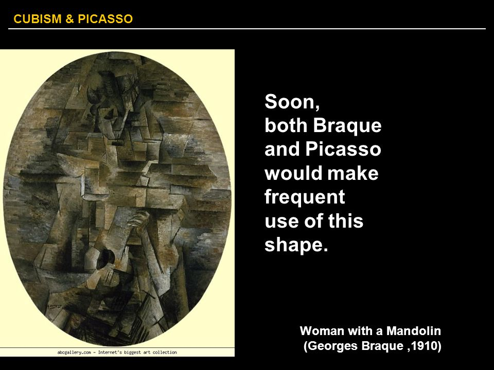 both Braque and Picasso would make frequent