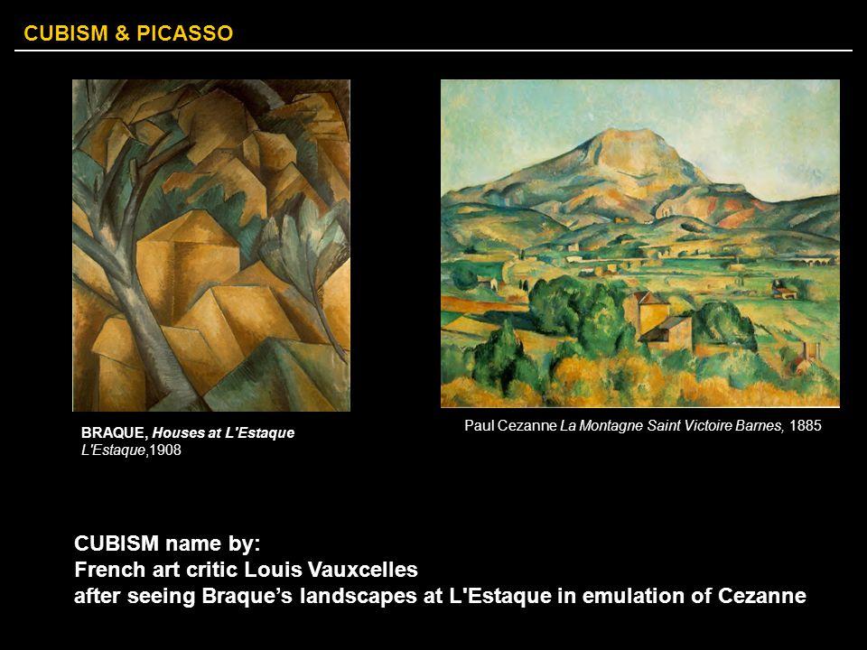 Paul Cezanne La Montagne Saint Victoire Barnes, 1885