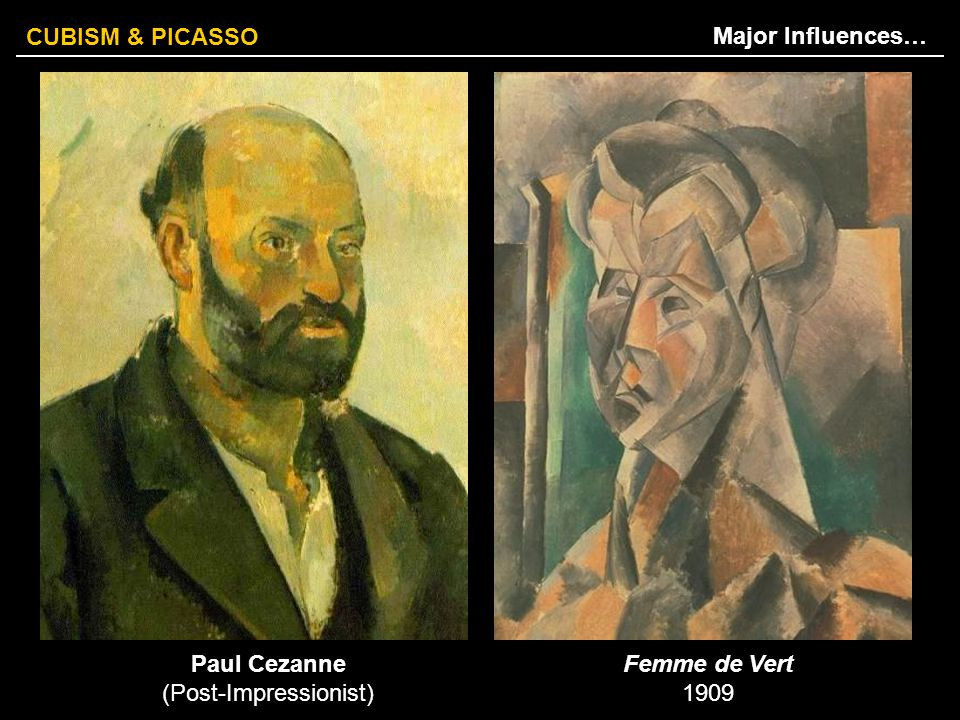 Paul Cezanne (Post-Impressionist)