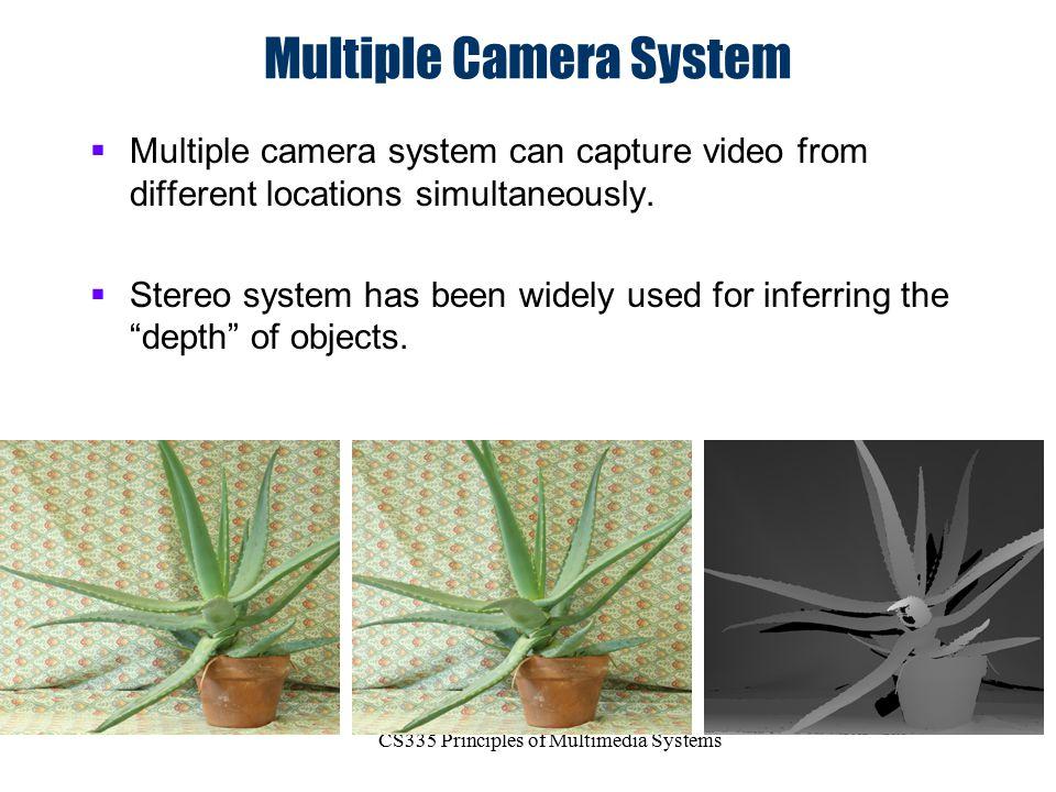 Multiple Camera System
